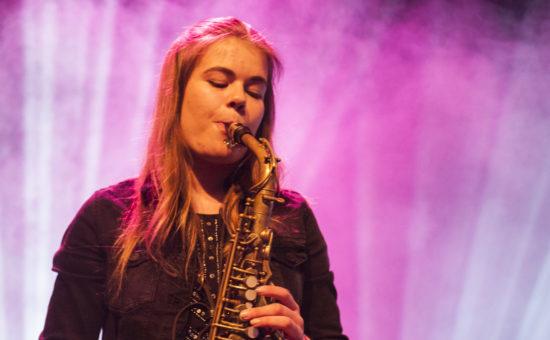 Saxofoonles Popscool