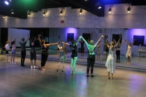 Hollyde dansen